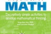 Intermediate Math Ideas