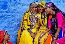 India / Indian people, places, things / by Dimpy Kapur