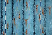 swimming / by Grace Sublett