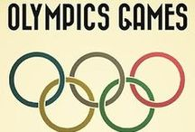 Olympics! / by Rebecca - Ideal Events & Design