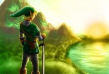 Legend of Zelda / by Emily Eastfly