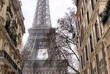 Paris! / by Melissa Hudson