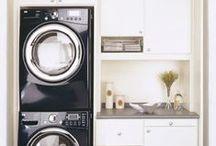 Interiors - Laundry Room