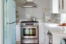 Inspirations for the Kitchen & Dining Room / by Melissa Hudson