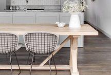 Interiors - Kitchen / Inspiration for a new kitchen