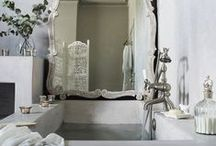 Inspirations for the Bathroom / by Melissa Hudson
