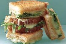 Fantastic Food: Burgers, Sandwiches & Wraps / by Melissa Hudson