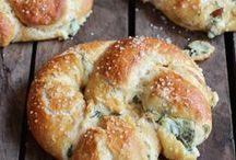 Fantastic Food: Breads, Rolls, etc. / by Melissa Hudson