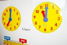 Math time / by Rebecca Dranikoski Sizemore