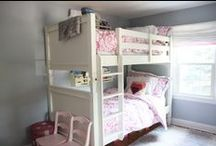 Girl's Room Inspiration / by Lauren Jimeson