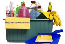 Clean and Fix / How to clean things, including your house and your car, with some fix it tips too. / by Jane Ellen