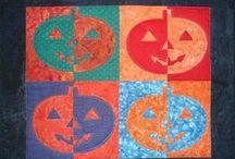 -Halloween Quilts-