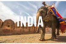 India / Travel inspiration for people traveling to India - the land of colors!
