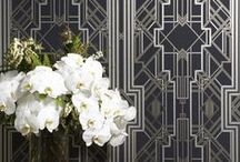 Wallpaper for Dining Alcove