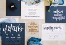 Invitation Suites & Paper Designs