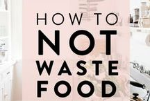 stop wasting food