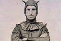 Devils / Images of Devils old and new