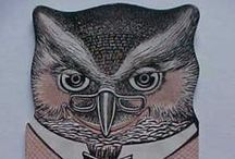 Owls / Images of all kinds
