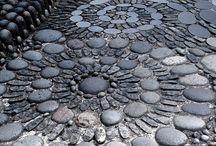 Garden Paths and Pebble Mosaics