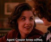 Black Coffee, Cherry Pie & Douglas Firs / just some Twin Peaks stuff