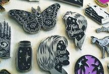 || Patches, Pins 'n stuff ||