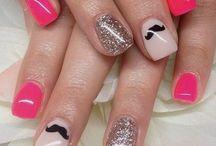 UNGHIE GEL / Nails art- Gel- Smalto