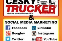 ČESKÝ TRUCKER #ceskytrucker #truckmagazine #magazineforsalespromotion #advertising / ČESKÝ TRUCKER CZECH TRUCKER – a magazine for promoting sales of trucks and commercial vehicles - buses - delivery vans - trailers - municipal and handling equipment – container carriers - construction and agricultural machinery - industrial machinery - spare parts and accessories. https://www.facebook.com/ceskytrucker/