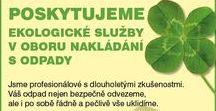 EKOLOGICKÉ SLUŽBY  Jiří STREJCIUS  - social media campaigns / Poskytujeme ekologické služby v oboru nakládání s odpady. Pomáháme firmám a podnikatelům realizovat a dodržovat Zákon o odpadech č.185/2001 Sb. Jsme profesionálové v oblasti odpadového hospodářství.