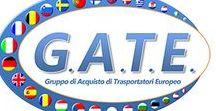 G. A. T. E. / Gruppo di Acquisto di Trasportatori Europeo www.groupgate.eu
