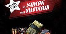 TRUCK IN SUD / Od 9. do 11. září 2016 byl v Caserta Sud Italia uspořádán festival Truck in Sud - Lo Show dei Motori, věnovaný těm, kteří sdílí vášeň pro čtyři kola. V kombinaci úžasné podívané a zábavy byly představeny nejnovější prestižní modely vybraných světových firem. Na tomto prestižním světovém festivalu se můžete dozvědět o novinkách na trhu a nakupovat. Vystavovatelé představují nové modely a mají přístup ke specializovaným oblastem pro podporu prodeje.