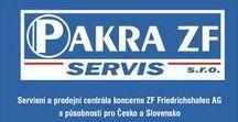 PAKRA ZF - SERVIS s.r.o. - opravy automatických převodovek, náprav a servořízení / Korporace byla založena koncem roku 1998, na základě potřeby koncernu ZF Friedrichshafen AG mít v České republice servisní centrálu pro záruční i pozáruční servis. Vlastní činnost byla oficiálně zahájena v lednu roku 1999 s působností pro celou Českou a Slovenskou republiku.