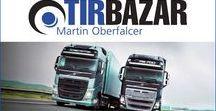 TIRBAZAR - Martin Oberfalcer - prodej, výkup, pronájem a financování nákladních vozidel a návěsů / Společnost Tirbazar se již od roku 2001 soustředí na prodej a výkup tahačů, návěsů, valníkových aut a další použité nákladní techniky. Během několika let bazar nákladních aut a návěsů se rozšířil o další služby, a to zejména - prodej nákladních pneumatik s pneuservisem, prodej použitých i nových náhradních dílů pro nákladní vozy, pronájem nákladních aut, návěsů DAF, Volvo, Scania, Mercedes, MAN, Renault, Iveco, Schmitz, BPW, SAF, a další dopravní techniky a jejich financováním. www.tirbazar.cz