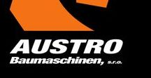 AUSTRO Baumaschinen, s.r.o.- prodej stavebních strojů