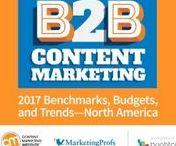 B2B CONTENT MARKETING - social media for B2B content marketing / Obsahový marketing je jedna z nejúčinnějších marketingových strategií a proto ji využívá čím dál více firem. Dejte lidem informace, které jsou pro ně užitečné a zajímavé a oni vám to oplatí vyššími nákupy a věrností. Využijte nejmodernější a nejefektivnější marketingovou strategii  - obsahový marketing. Navrhneme a uděláme účinný obsahový marketing pro vás na míru. Vše od strategie přes tvorbu textů po publikování.