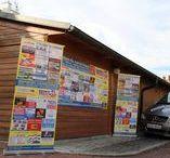 MADAX Invest s.r.o. #ceskytrucker / Ukázka promo materiálu a promo předmětů pro časopis Český Trucker