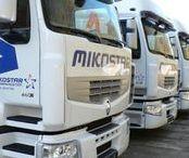 MIKOSTAR logistics s.r.o. #ceskytrucker / Kamionovou dopravu zajišťujeme převážně našimi kamiony, které plní nejnovější emisní normy Euro 6 a to ve všech členských zemích EU i mimo ni s 24 hodinovým dispečinkem. Vytěžování vozidel Smluvní LKW 70-100 ks. Profesionální tým dispečerů Komunikace v daném jazyce (CZ, SK, PL, D, AJ, I, ES,FR) Pojištění zásilek na 10 mil. Kč. Okamžité řešení Vašich požadavků a následně realizace přepravy Řešení nestandartních a krizových situací! www.mikostar.cz