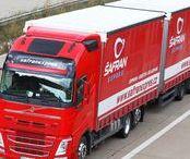 ŠAFRANEXPRES #ceskytrucker / Nakládání, skladování a manipulace - jednotlivé požadavky na skladování a uskladnění zboží zajišťujeme po vzájemné konzultaci na konkrétní zakázce. U nás máte možnost domluvit i celní služby, dodávky do zemí mimo EU, zajištění, zaclení a vyclení zásilek, dokladů. Rostoucím počtem přeprav a manipulací jsme od roku 2013 až do významného roků 2014 budovali nové moderní logistické centrum, které je situováno nedaleko města Svitavy. www.safranexpres.cz
