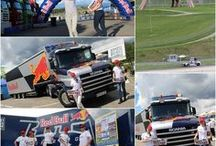 Truck Race Trophy 2017, Red Bull Ring 13-14.05.2017 / RED BULL RING Red Bull Ring / Austria Round 1 13 - 14 MAY 2017 The scenic Styrian mountains are a spectacular backdrop at this ultra-modern facility in southern Austria. The circuit itself is relatively short with a mix of long straights and big braking points. The track undulates significantly with a steep descent from the top of turn one to the bottom of turns two and three. The track has a natural amphitheatre feel with spectators able to see much of the track.