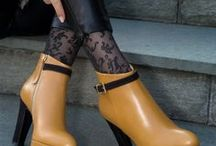 BOOT COLLECTION / PUTTING ON FIERCE BOOTS IS AN INSTANT PICK-ME-UP!