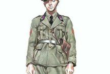 Uniformi Prima Guerra Mondiale