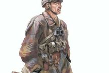 Uniformi Seconda Guerra Mondiale