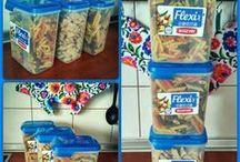 Kitchen / Kitchen accessories that are nice and useful at the same time.  Akcesoria kuchenne, które dekorują kuchnię a jednocześnie są użyteczne.