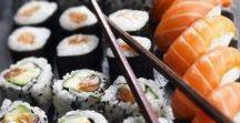 | Sushi | / #Sushi #japan