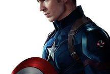 ♥Capitan America♥ / Capitan America, Marvel♥