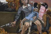 Women Artists / Some personal favourites amongst women artists, painters, photographers