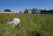 Abandoned Football Grounds / Derelict or demolished. Lost football grounds. / by Footysphere