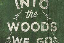 Into The Woods / by Vanessa Kurowski