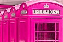 Pink Is For Girls / Personally, I don't like these images, but my female friends on Pinterest will! :)