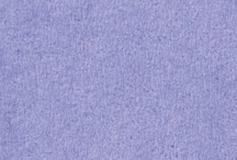 Periwinkle / It's in the purple family, but it's not violet and definitely not lavender. It's edging toward blue, but clinging to purple with a hint of gray. It's charming and refined. It's called periwinkle!