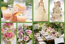 Garden Theme / by Seattle Weddings